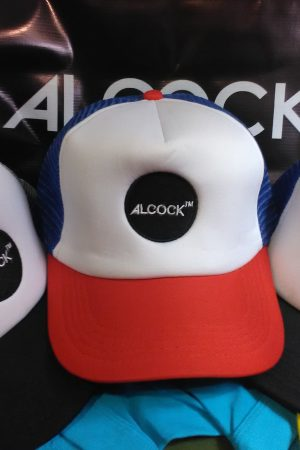 ALCOCK baseball cap